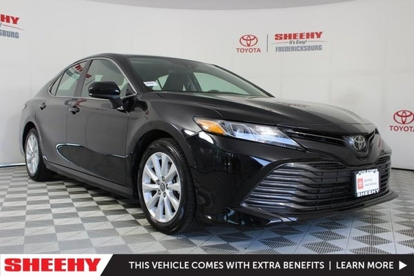 Toyota Of Annapolis >> 2019 Toyota Camry Le